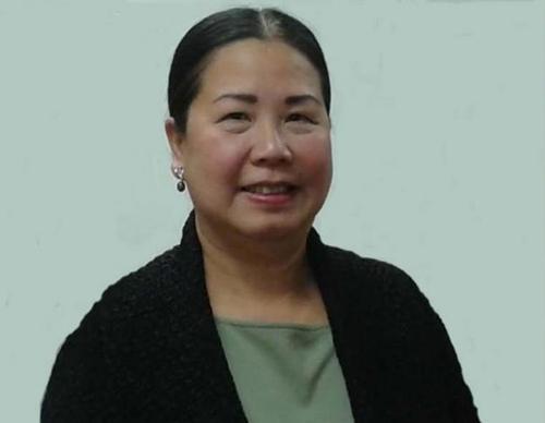 Bà Sandy Phan-Gillis. Ảnh: Reuters