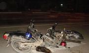 Tự lao xe vào cột điện, hai thanh niên thiệt mạng