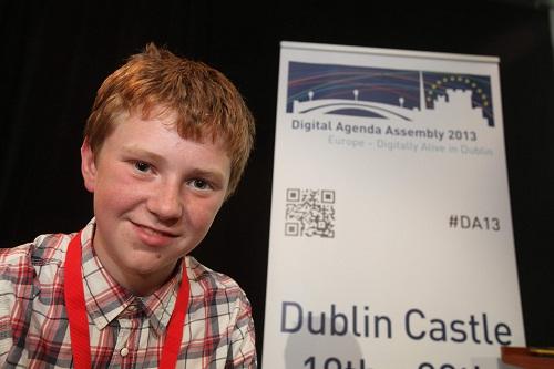Jordan Casey tự tạo ra game đầu tay của mình sau hai năm tự tìm hiểu về ngôn ngữ lập lập trình.