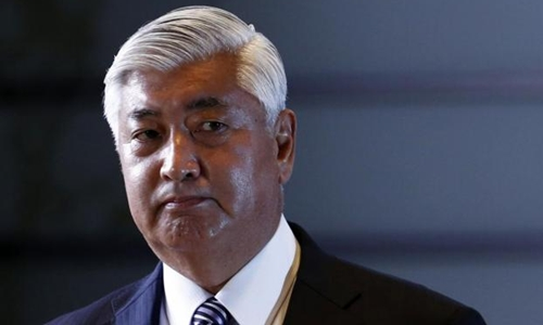 Bộ trưởng Quốc phòng Nhật Bản Gen Nakatani tuyên bố sẽ giám sát động thái của Trung Quốc. Ảnh minh họa: Reuters.