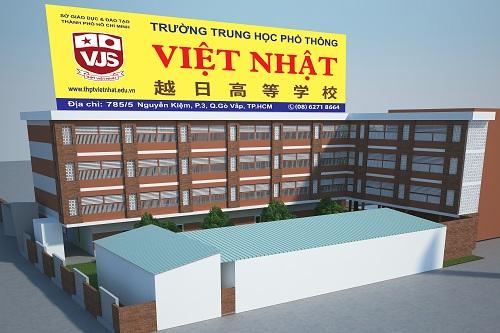 Trường THPT Việt Nhật tuyển sinh lớp 10 - ảnh 3