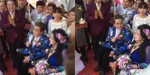 'MC Thanh Bạch tổ chức đám cưới với nữ đại gia' xôn xao cộng đồng