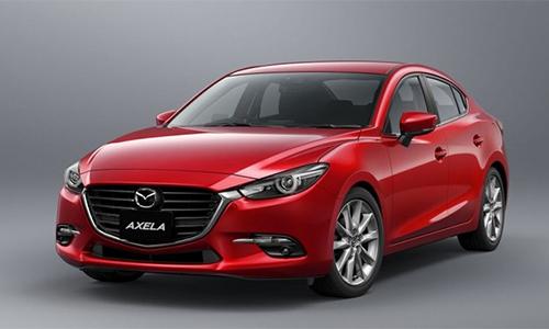 Mazda3 2017 1 2344 1468482052 Bản nâng cấp của cả mẫu sedan và hatchback cải tiến nhẹ thiết kế