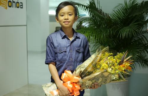 Hồ Văn Cường: Con trích tiền thưởng để đưa mẹ đi khám bệnh - ảnh 1