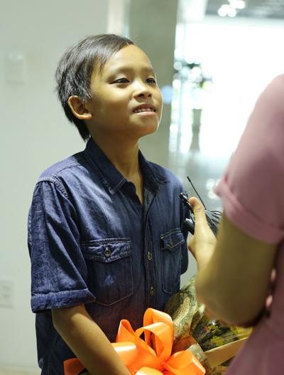 Hồ Văn Cường: Con trích tiền thưởng để đưa mẹ đi khám bệnh - ảnh 3