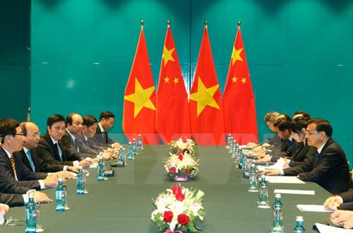 Báo Trung Quốc xuyên tạc lời Thủ tướng Việt Nam về Biển Đông