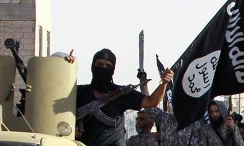 Phiến quân Nhà nước Hồi giáo. Ảnh: Reuters, nguồn: VnExpress