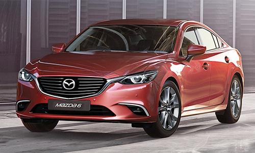 Mazda6 diesel Malay 1 5346 1468983727 Mazda6 có thêm tùy chọn động cơ dầu cho Malaysia