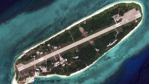 8 nghị sĩ Đài Loan lên đảo Ba Bình trái phép