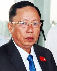 Bí thư Tỉnh ủy Hậu Giang Trần Công Chánh. Ảnh: Cửu Long