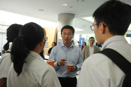 Bộ trưởng Giáo dục Singapore: 'Trường đại học đừng chạy theo bảng xếp hạng'