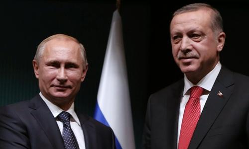 Tổng thống Nga, Thổ Nhĩ Kỳ sắp gặp lần đầu sau vụ bắn hạ Su-24