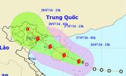 Áp thấp nhiệt đới mạnh lên thành bão, hướng Quảng Ninh - Hải Phòng