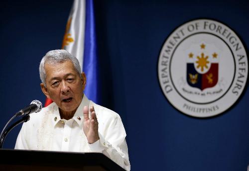 Ngoại trưởng Philippines: 'Trung Quốc không thắng lợi tại hội nghị ASEAN'