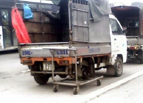 Càng sửa càng sai - xe tự chế, chất nhất Việt Nam