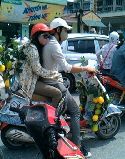 Xe chế theo phong cách mát lạnh ngày hè - xe tự chế, chất nhất Việt Nam