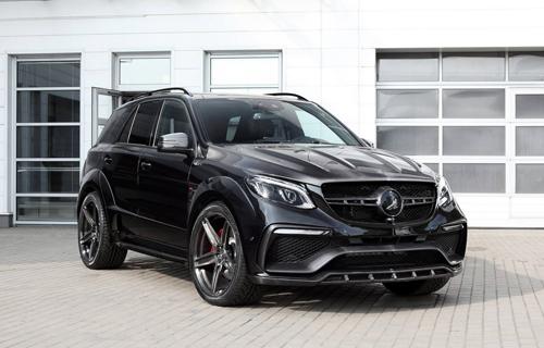 topcar gle 63 inferno gallery 4514 5769 1469704746 Mercedes trang bị chi tiết nội thất theo màu nóng GLE 63