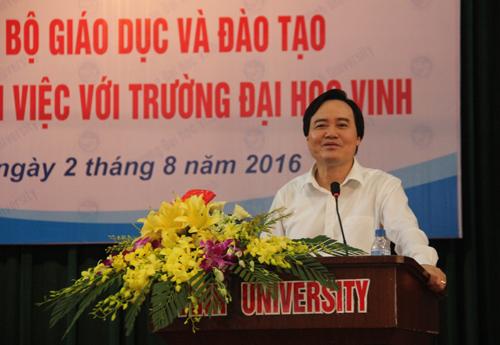 Bộ trưởng Phùng Xuân Nhạ: 'Giáo dục phải coi trọng văn hóa gia đình'