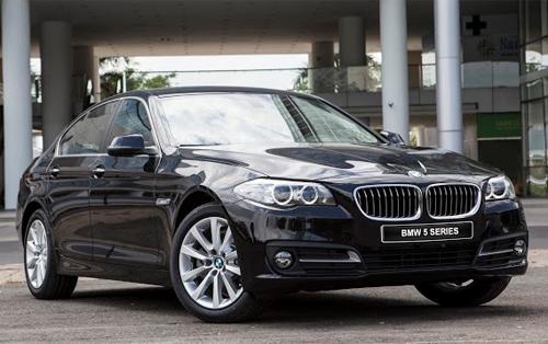 BMW 5714 1470219849 Bảo hành 6 năm không giới hạn km cho BMW serie 5