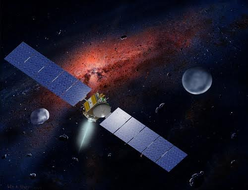 Tên lửa plasma có thể đưa con người lên sao Hỏa