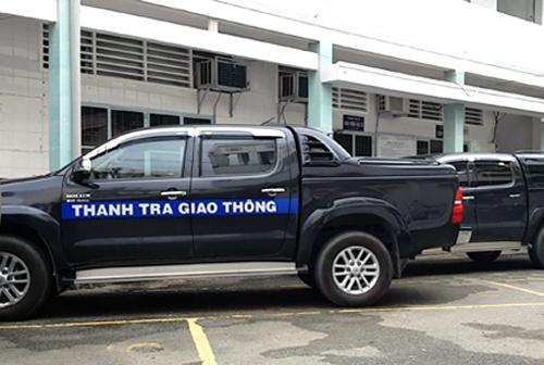 Nhiều lãnh đạo Thanh tra giao thông Cần Thơ bị mất chức