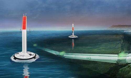 Mỹ tính xây đường tàu siêu tốc 1.200 km/h dưới nước