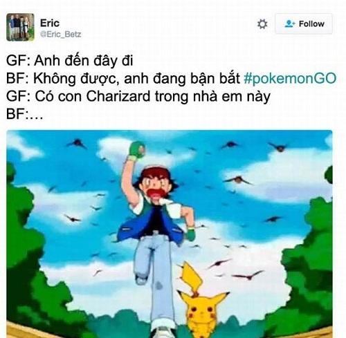 Những tình huống 'khó đỡ' khi chơi Pokemon Go  Anh-che-Pokemon-Go-7-9802-1470834376