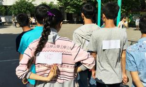 Phương pháp giáo dục 'lạ' ở Trung Quốc