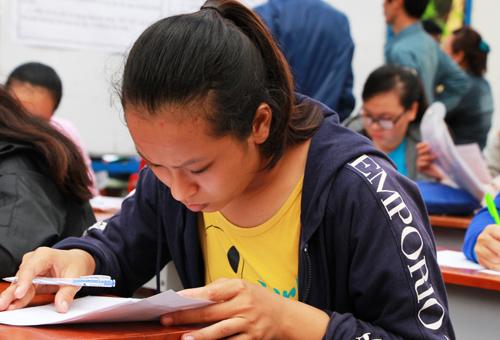 Điểm chuẩn vào nhiều đại học ở TP HCM không nhiều biến động