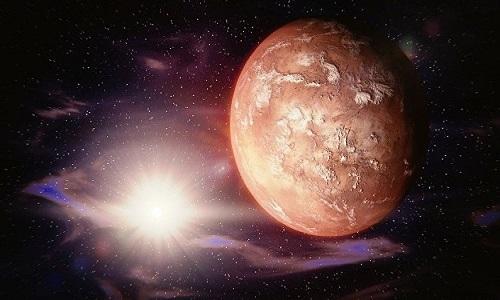 Sao Kim từng có nhiều điều kiện phù hợp cho sự sống phát triển. Ảnh: NASA.