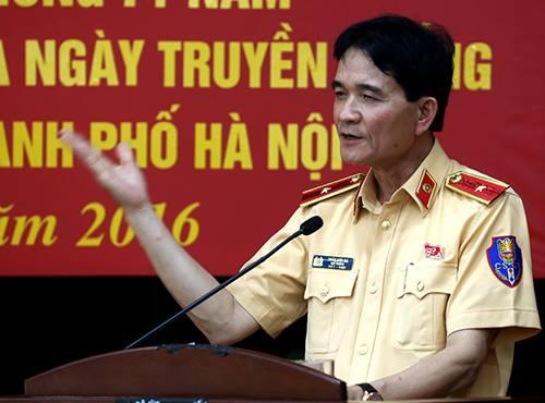 Cục trưởng CSGT: Người dân không có quyền kiểm tra cảnh sát