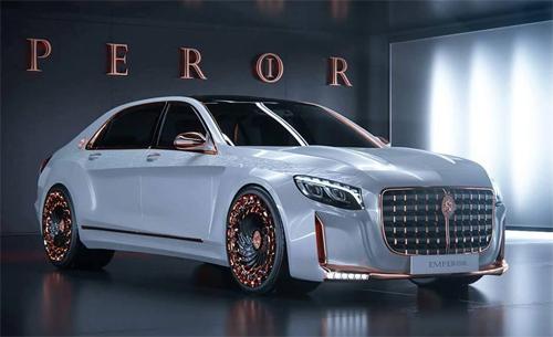 scaldarsi emperor I 1 7568 1471576987 Emperor I chỉ có 10 xe được sản xuất với giá bán từ 1,5 triệu USD