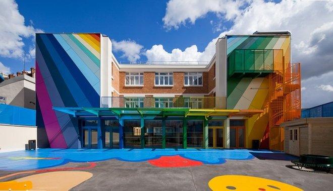 những trường mẫu giáo đẹp nhất thế giới 1
