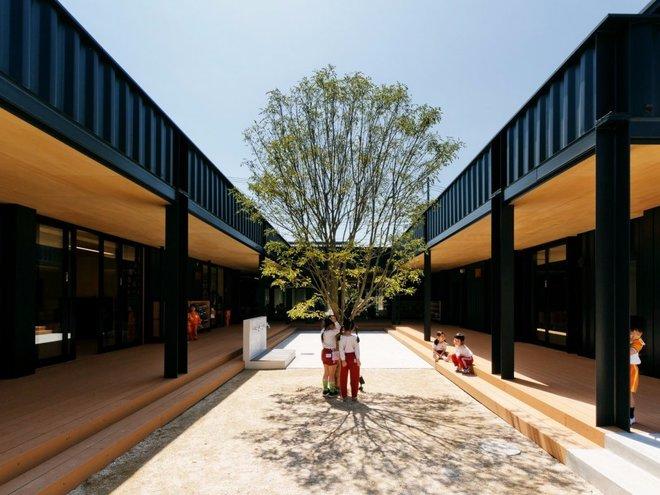 những trường mẫu giáo đẹp nhất thế giới 4