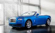 Bộ đôi Rolls-Royce Dawn hàng 'độc'