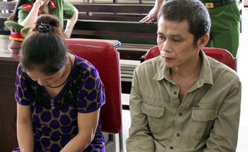 Vợ chồng cùng vào tù vì buôn ma túy