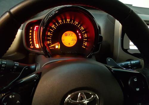 Hàng 'độc' Toyota Aygo 2016 giá 790 triệu tại Hà Nội