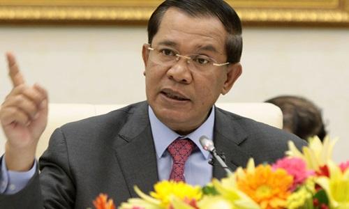 Thủ tướng Campuchia phản hồi người Việt trên Facebook về Biển Đông
