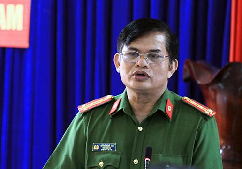 Bắt 5 người trong vụ phá rừng pơ mu ở Quảng Nam