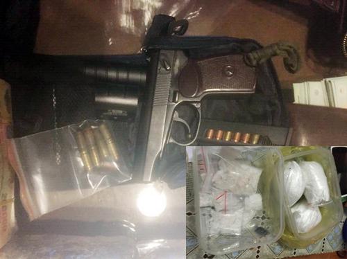 Vào Sài Gòn buôn ma túy, giang hồ luôn thủ súng phòng thân
