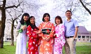 Học bổng 'Phát triển nguồn nhân lực Nhật Bản'