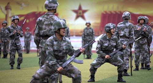 Quân đội Trung Quốc có thể ngậm quả đắng nếu cải tổ bất thành