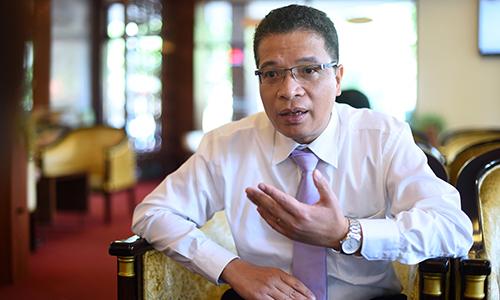 Đại sứ Việt Nam tại Trung Quốc: 'Tránh để cảm xúc lấn át lý trí trong vấn đề Biển Đông'