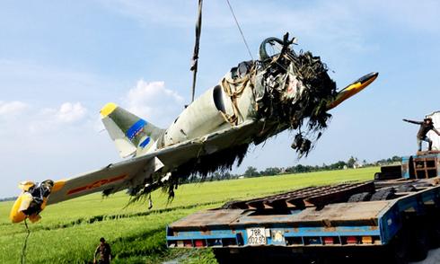 Phi công L39 nhiều lần được chỉ huy yêu cầu nhảy dù