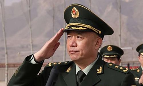 Phó tổng tham mưu trưởng quân đội Trung Quốc 'bị bắt'