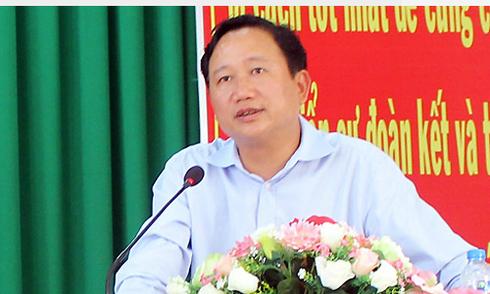 'Ông Trịnh Xuân Thanh không đến UBND tỉnh cả tháng nay' nóng trên Vitalk