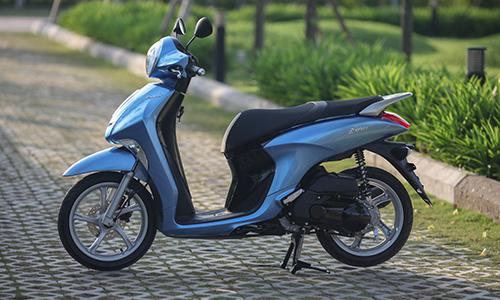 ZOOM | 'Sự khởi đầu' mang tên Yamaha Janus tại Việt Nam