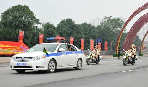 Thủ tướng đi địa phương, các tỉnh tham gia 'không quá 3 xe ôtô'