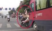 Những pha thoát chết tai nạn giao thông khó tin ở Việt Nam (P4)