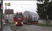 Bồn gas 400 tấn được vận chuyển thế nào